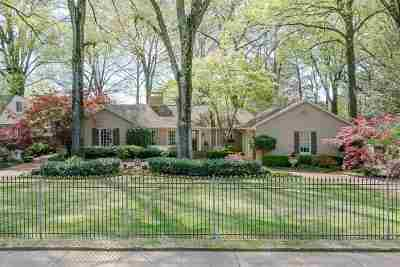 Memphis Single Family Home Contingent: 341 Colonial