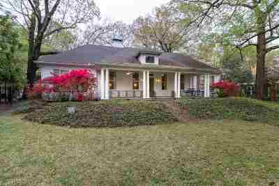 Memphis Single Family Home For Sale: 482 Cherry