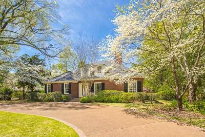 Memphis Single Family Home For Sale: 295 Tilton