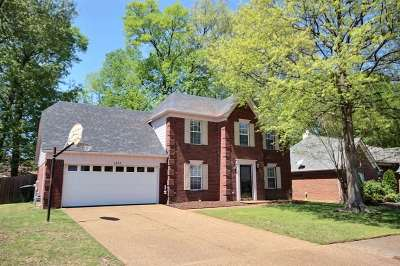 Collierville Single Family Home For Sale: 1435 Wolf Pack
