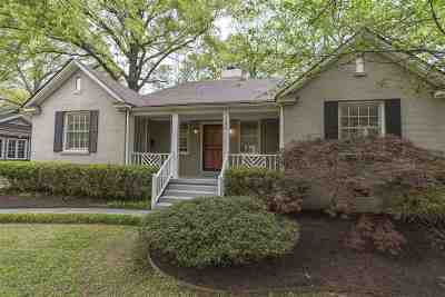 Memphis Single Family Home For Sale: 3594 Waynoka