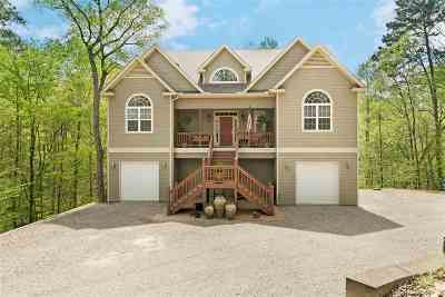 Counce Single Family Home For Sale: 120 Knotty Oak