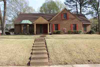 Memphis TN Single Family Home For Sale: $269,900