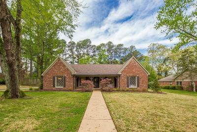 Memphis Single Family Home For Sale: 2215 Kirby