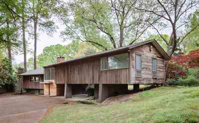Memphis Single Family Home For Sale: 4901 Lake