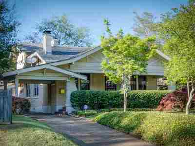 Central Gardens Single Family Home For Sale: 1920 Harbert