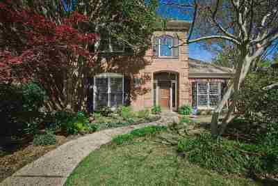 Memphis Single Family Home For Sale: 1037 S Murray Hill