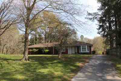 Millington Single Family Home For Sale: 6536 Home Acres