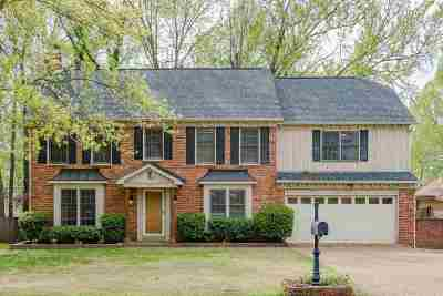 Memphis Single Family Home For Sale: 259 Summerfield