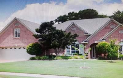 Memphis Single Family Home For Sale: 1352 Cedar Hollow