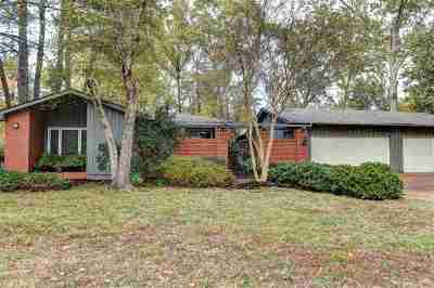 Memphis Single Family Home For Sale: 6350 E Shady Grove
