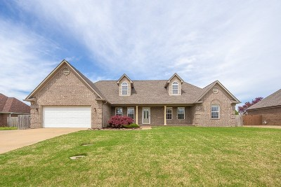 Atoka Single Family Home For Sale: 325 Hummingbird