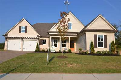 Collierville Single Family Home For Sale: 1302 Belfair