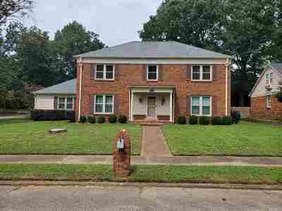 Memphis Single Family Home For Sale: 6964 Forbury