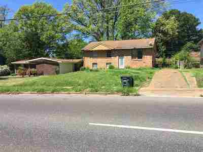 Memphis Single Family Home For Sale: 3403 S Perkins