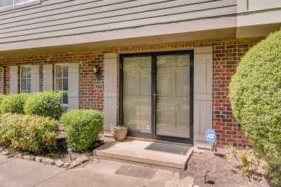 Germantown Single Family Home For Sale: 1740 Hobbits Glen #46