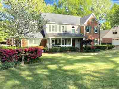 Germantown Single Family Home For Sale: 1902 Brooksedge
