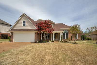 Bartlett Single Family Home Contingent: 4910 Duck River