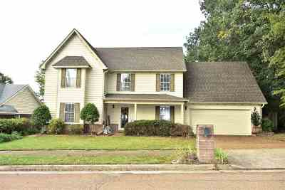 Collierville Single Family Home For Sale: 220 Cross Point
