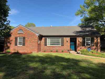 Memphis Single Family Home For Sale: 5237 Boswell
