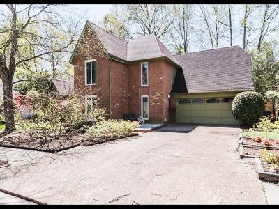 Memphis Single Family Home For Sale: 8957 Hickory Trail