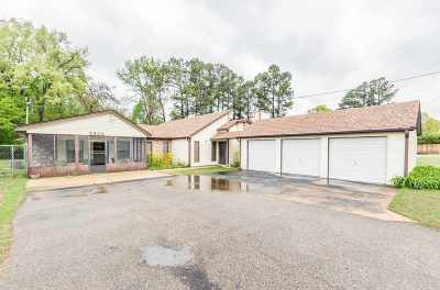 Tipton County Single Family Home For Sale: 5803 Munford Giltedge