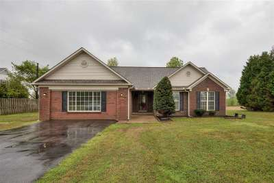 Tipton County Single Family Home For Sale: 3267 Bride