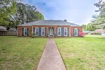 Memphis TN Single Family Home For Sale: $185,000