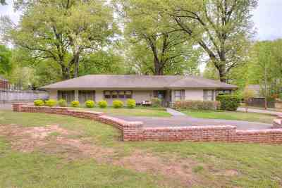 Memphis Single Family Home For Sale: 110 N Perkins