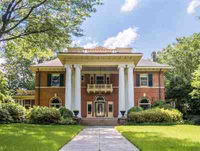 Memphis Single Family Home For Sale: 669 S Belvedere