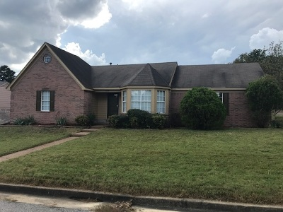 Memphis Single Family Home For Sale: 4359 Royal Palace