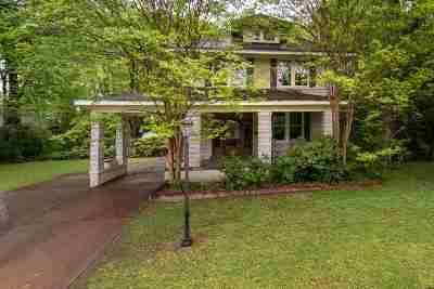 Central Gardens Single Family Home For Sale: 190 S Idlewild