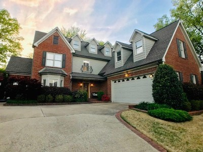 Germantown TN Single Family Home For Sale: $486,500