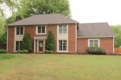 Collierville Single Family Home For Sale: 438 Oak