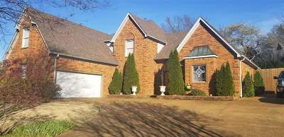 Bartlett Single Family Home For Sale: 3228 Patches