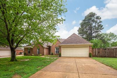 Single Family Home For Sale: 3827 Haynes