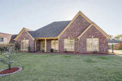 Single Family Home For Sale: 1715 Berryhill