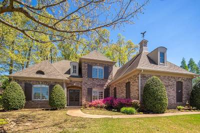 Collierville Single Family Home Contingent: 204 Ivygrove
