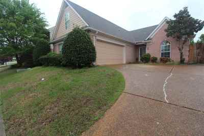 Memphis Single Family Home For Sale: 2676 Shady Well