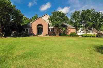 Tipton County Single Family Home Contingent: 1363 Akins Store