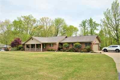 Tipton County Single Family Home For Sale: 139 Cole View Lake