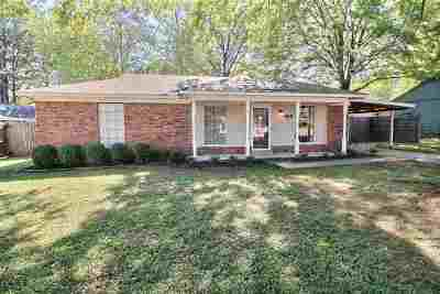 Collierville Single Family Home For Sale: 988 Greencliff