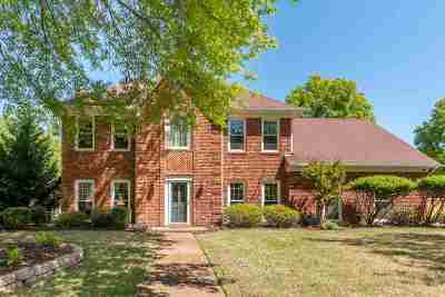 Collierville Single Family Home Contingent: 812 Carmel
