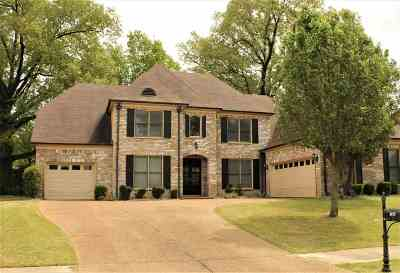 Collierville Single Family Home For Sale: 4870 Fox Springs