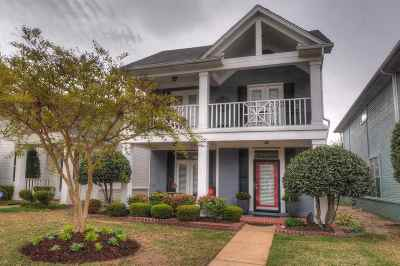 Memphis Single Family Home Contingent: 1201 Island Place