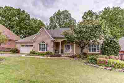 Collierville Single Family Home For Sale: 708 Belle Watley