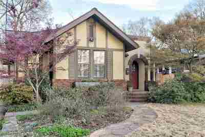 Memphis TN Single Family Home For Sale: $354,000