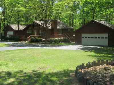 Counce Single Family Home Contingent: 614 Holiday Hills