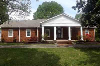 Tipton County Single Family Home For Sale: 987 Old 51