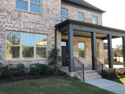 Collierville Single Family Home For Sale: 1621 Jennings Mill